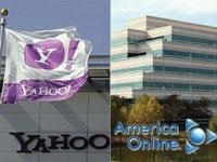 America Online tinh mua Yahoo